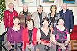 KILFLYNN DANCERS: Member's of the Kilflynn Dancing Group enjoying a great time at their Christmas Party in the Ballyroe Heights Hotel on Thursday seated l-r: Bridget Breen, Bridie McGovern, Bridie Mulrennan and Mary Harmon. Back l-r: Michael Breen, Eileen and Tom O'Mahony, Kathleen Clifford and Jim McGovern.