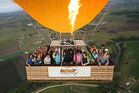 20140609 June 09 Hot Air Balloon Gold Coast