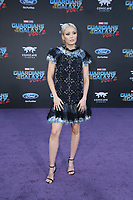 """19 April 2017 - Hollywood, California - Pom Klementieff. Premiere Of Disney And Marvel's """"Guardians Of The Galaxy Vol. 2"""" held at Dolby Theatre. Photo Credit: PMA/AdMedia"""
