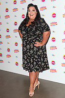 Lisa Riley arriving at for Lorraine's High Street Fashion Awards 2014, at Vinopolis, London. 21/05/2014 Picture by: Alexandra Glen / Featureflash