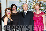 Leona Hennessy, Danielle Delaney, Denis and Emer Corridan at the Great Gatsby Gala in the Malton Hotel on Friday night