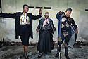 Kinshasa, les reines de la Sape