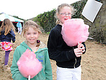 Charlene and Zoe Murphy pictured at the Slane festival. Photo: Colin Bell/pressphotos.ie