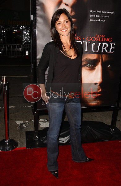 Minka Kelly<br />at the Los Angeles premiere of &quot;Fracture&quot;. Mann Village Theatre, Westwood, CA. 04-11-07<br />Dave Edwards/DailyCeleb.com 818-249-4998