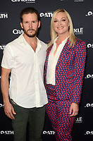 """LOS ANGELES - JAN 14:  Ryan Kwanten, Elisabeth Rohm at the Crackle's """"The Oath"""" Photo Call at the Langham Huntington Hotel on January 14, 2018 in Pasadena, CA"""