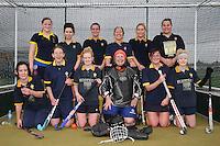 Romford HC Ladies vs Colne HC Ladies 17-03-12
