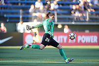 Seattle, WA - Friday June 23, 2017: Haley Kopmeyer during a regular season National Women's Soccer League  (NWSL) match between the Seattle Reign FC and FC Kansas City at Memorial Stadium.