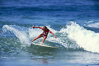 Layne Beachley (AUS) 1st Diet Coke Surf Classic New South Wales Australia 1999. Photo:  joliphotos.com
