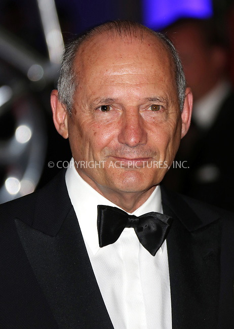 WWW.ACEPIXS.COM . . . . .  ..... . . . . US SALES ONLY . . . . .....July 25 2012, London....Ron Dennis at the Sports for Peace Fundraising Gala on July 25 2012 in London ....Please byline: FAMOUS-ACE PICTURES... . . . .  ....Ace Pictures, Inc:  ..Tel: (212) 243-8787..e-mail: info@acepixs.com..web: http://www.acepixs.com