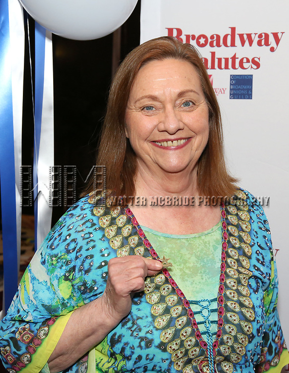 Dale Soules attends The Broadway League and the Coalition of Broadway Unions and Guilds (COBUG) presents the 9th Annual Broadway Salutes at Sardi's on November , 2017 in New York City.