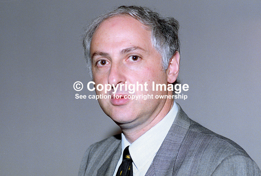 Alex Carlile, MP, Liberal Democrat, UK, 19920905AC.<br />