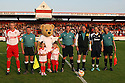 Mark Roberts, Joe Cole. Mitchell Cole Benefit Match - Lamex Stadium, Stevenage - 7th May, 2013. © Kevin Coleman 2013. ..