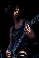 Black Veil Brides - Vans Warped Tour 2013