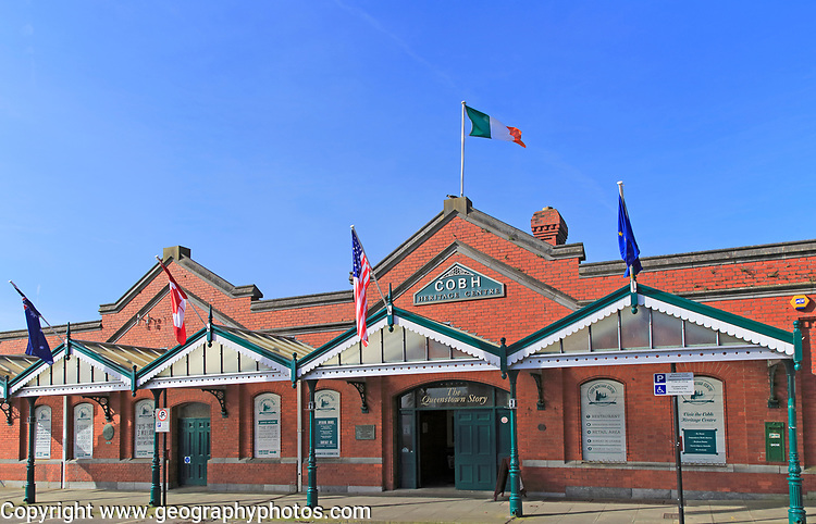 Heritage Centre, Cobh, County Cork, Ireland, Irish Republic to history of emigration, The Queenstown Story
