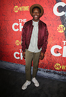 03 January 2018 - Los Angeles, California - Brandon Michael Hall. Showtime's &quot;The Chi&quot; Los Angeles Premiere held at Downtown Independent.     <br /> CAP/ADM/FS<br /> &copy;FS/ADM/Capital Pictures