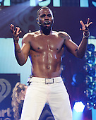 SUNRISE, FL - DECEMBER 21: Jason Derulo performs during the Y100's Jingle Ball 2014 at BB&T Center on December 21, 2014 in Miami, Florida. Credit Larry Marano (C) 2014