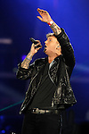 Singer James Arthur during the gala of '40 Principales Awards 2013'.December 12,2013. (ALTERPHOTOS/Mikel)