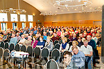 The Kerry Co-op Shareholders meeting which took place at Ballyroe Heights Hotel, Tralee, on Tuesday night last.