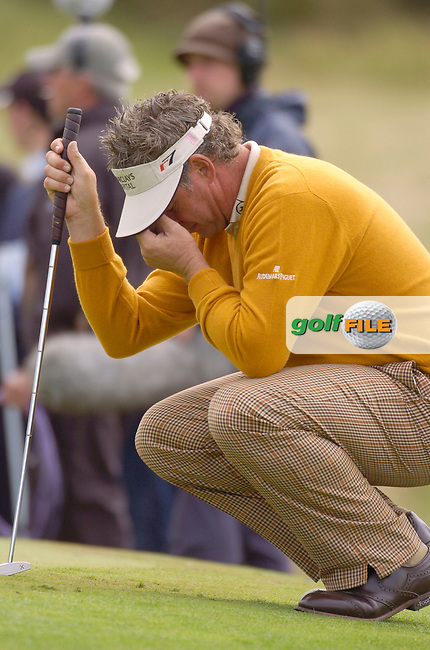 July 7th, 2006. Smurfit European Open, The K Club, Straffan, County Kildare..Ireland's Darren Clarke at the above..Photo: BARRY CRONIN/Newsfile..(Photo credit should read BARRY CRONIN/NEWSFILE).