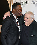 Colman Domingo and John Kander attends the Vineyard Theatre Gala honoring Colman Domingo at the Edison Ballroom on May 06, 2019 in New York City.