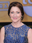 Edie Falco at 19th Annual Screen Actors Guild Awards® at the Shrine Auditorium in Los Angeles, California on January 27,2013                                                                   Copyright 2013 Hollywood Press Agency