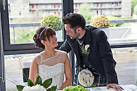 Drew & Leona's Wedding At the Apex, Grassmarket, Edinburgh.