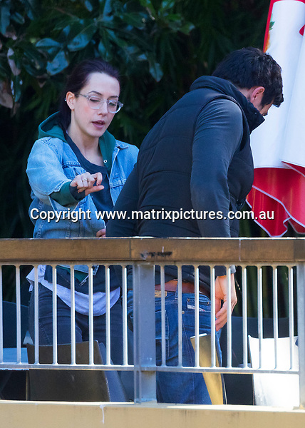 Exclusive photos of James Stewart and girlfriend Isabella Giovinazzo and his brother Nick along with their daughters Scout and Grace enjoy the first day of the School Holidays at Taronga Zoo.<br /> <br /> 30th June 2017<br /> <br /> SYDNEY, AUSTRALIA<br /> <br /> 30th June  2017<br /> <br /> *ALL WEB USE MUST BE CLEARED*<br /> <br /> Please contact prior to use:  <br /> <br /> +61 2 9211-1088 or email images@matrixmediagroup.com.au <br /> <br /> Note: All editorial images subject to the following: For editorial use only. Additional clearance required for commercial, wireless, internet or promotional use.Images may not be altered or modified. Matrix Media Group makes no representations or warranties regarding names, trademarks or logos appearing in the images.