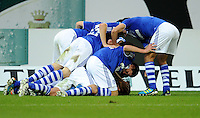 Fussball Bundesliga 2011/12: FC Schalke 04 - TSG 1899 Hoffenheim
