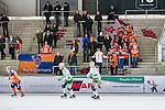 V&auml;ster&aring;s 2015-02-14 Bandy SM-kvartsfinal 1 V&auml;ster&aring;s SK  - Bolln&auml;s GIF :  <br /> Vy &ouml;ver ABB Arena med Bolln&auml;s supportrar Flames med flaggor under matchen mellan V&auml;ster&aring;s SK  och Bolln&auml;s GIF <br /> (Foto: Kenta J&ouml;nsson) Nyckelord:  Bandy SM SM-kvartsfinal Kvartsfinal Slutspel Elitserien ABB Arena Syd V&auml;ster&aring;s SK VSK Bolln&auml;s GIF BGIF Giffarna supporter fans publik supporters