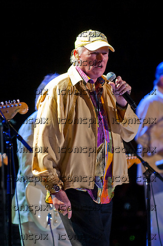 THE BEACH BOYS - Mike Love performing live at Verizon Wireless Amphitheatre in Irvine, CA USA - June 3, 2012.  Photo: © Kevin Estrada / Iconicpix