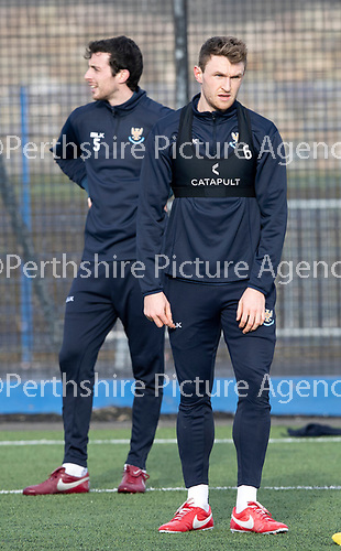 St Johnstone Training…05.02.19<br />