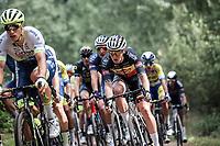 Belgian National Champion Tim Merlier (BEL/Alpecin Fenix) <br /> <br /> Dwars Door Het Hageland 2020<br /> One Day Race: Aarschot – Diest 180km (UCI 1.1)<br /> Bingoal Cycling Cup 2020