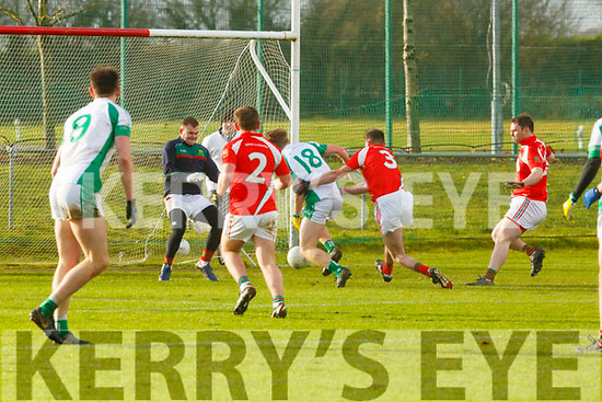 James O'Connor Na Gaeil scores Na Gaeil third goal against Mullinahone in the Munster Junior Championship final on Sunday