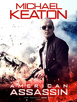 American Assassin (2017) <br /> Promotional art with Michael Keaton<br /> *Filmstill - Editorial Use Only*<br /> CAP/KFS<br /> Image supplied by Capital Pictures