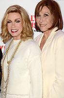"""LOS ANGELES - JAN 18:  Donna Mills, Michele Lee at the 40th Anniversary of """"Knots Landing"""" Exhibit at the Hollywood Museum on January 18, 2020 in Los Angeles, CA"""