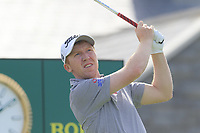 Gavin Moynihan (IRL) tees off the 5th tee during Thursday's Round 1 of the Dubai Duty Free Irish Open 2019, held at Lahinch Golf Club, Lahinch, Ireland. 4th July 2019.<br /> Picture: Eoin Clarke | Golffile<br /> <br /> <br /> All photos usage must carry mandatory copyright credit (© Golffile | Eoin Clarke)