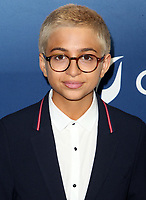 BEVERLY HILLS, CA - APRIL 12: J.J. Totah, At the 29th Annual GLAAD Media Awards at The Beverly Hilton Hotel on April 12, 2018 in Beverly Hills, California. <br /> CAP/MPI/FS<br /> &copy;FS/MPI/Capital Pictures