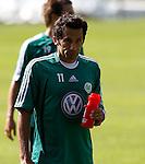 19.07.2011, Bad Kleinkirchheim, AUT, Fussball Trainingscamp VFL Wolfsburg, im Bild Hasan Salihamidzic , EXPA Pictures © 2011, PhotoCredit: EXPA/Oskar Hoeher