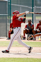 David Nick - Arizona Diamondbacks 2009 Instructional League .Photo by:  Bill Mitchell/Four Seam Images..