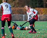 TILBURG  - hockey-  Lotte van Dongen (MOP)  tijdens de wedstrijd Were Di-MOP (1-1) in de promotieklasse hockey dames. )  COPYRIGHT KOEN SUYK