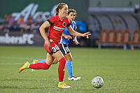 Portland, OR - Saturday July 02, 2016: Celeste Boureille during a regular season National Women's Soccer League (NWSL) match between the Portland Thorns FC and Sky Blue FC at Providence Park.