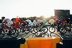 The peloton enter Place de la Concorde during Stage 21 of the 2019 Tour de France running 128km from Rambouillet to Paris Champs-Elysees, France. 28th July 2019.<br /> Picture: ASO/Thomas Maheux | Cyclefile<br /> All photos usage must carry mandatory copyright credit (© Cyclefile | ASO/Thomas Maheux)
