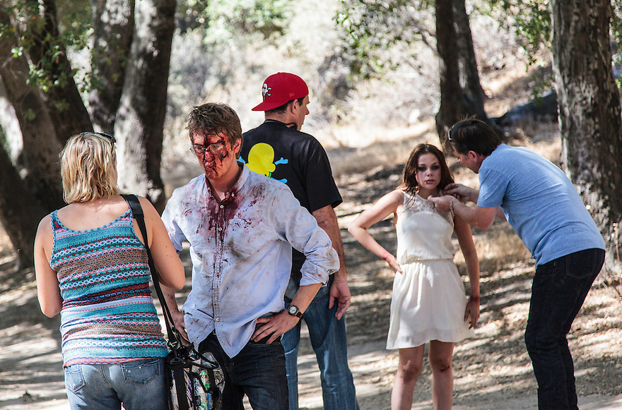 Ice Scream - Starring Spencer Treat Clark, Noell Coet, Brendan Miller, Zach Cumer, Patrick Mapel and Wade Williams. Produced by Christian Halsey Soloman, Marco Colombo, Alexia Melocchi, Alexandria Yacovlef and Ryan Westheimer. Written & directed by Robert De Feo and Vito Palumbo. To be released in 2013
