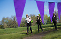 06/05/18<br /> <br /> Rustick Nordic Walking Festival in Tissington, Derbyshire.<br /> <br /> All Rights Reserved: F Stop Press Ltd. +44(0)1335 344240  www.fstoppress.com.