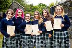 Kelly O'Brien, Muireann McLoughlin, Rachel Flaherty, Rachel Breen, Clodagh Carey and Holly Boyd, students from Presentation Secondary School, Tralee, attending the 6th year graduation on Friday last.