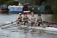 Race: 118: J16A.4x-  [187]Staines - STN-Stewart vs [188]City of Bristol RC - CBR-James-Knights<br /> <br /> Gloucester Regatta 2017 - Saturday<br /> <br /> To purchase this photo, or to see pricing information for Prints and Downloads, click the blue 'Add to Cart' button at the top-right of the page.