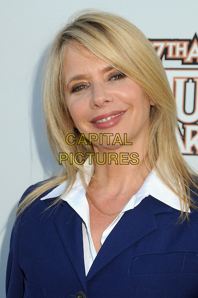 Rosanna Arquette.37th Annual Saturn Awards held at The Castaway, Burbank, California, USA, .23 June 2011..portrait headshot  blue jacket suit white shirt   .CAP/ADM/BP.©Byron Purvis/AdMedia/Capital Pictures.
