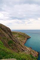 Signal Hill Trail, St. John's, Newfoundland