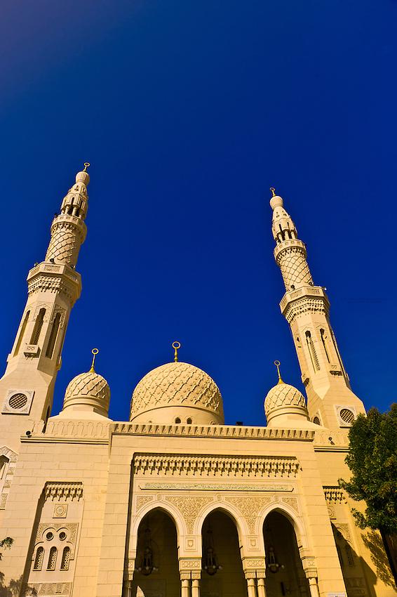Jumeirah Mosque, Dubai, United Arab Emirates