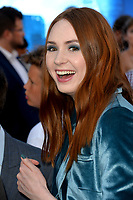 Karen Gillan at the world premiere for &quot;Spider-Man: Homecoming&quot; at the TCL Chinese Theatre, Los Angeles, USA 28 June  2017<br /> Picture: Paul Smith/Featureflash/SilverHub 0208 004 5359 sales@silverhubmedia.com